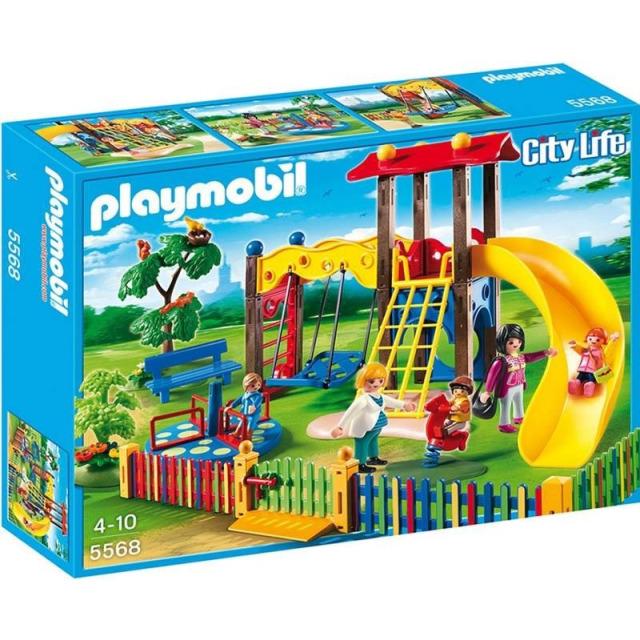 Obrázek produktu Playmobil 5568 Dětské hřiště