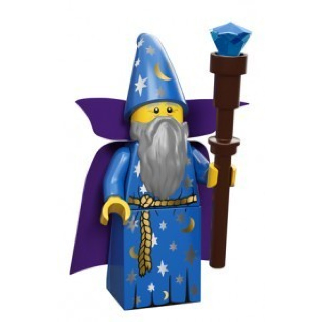 Obrázek produktu LEGO 71007 Minifigurka Čaroděj