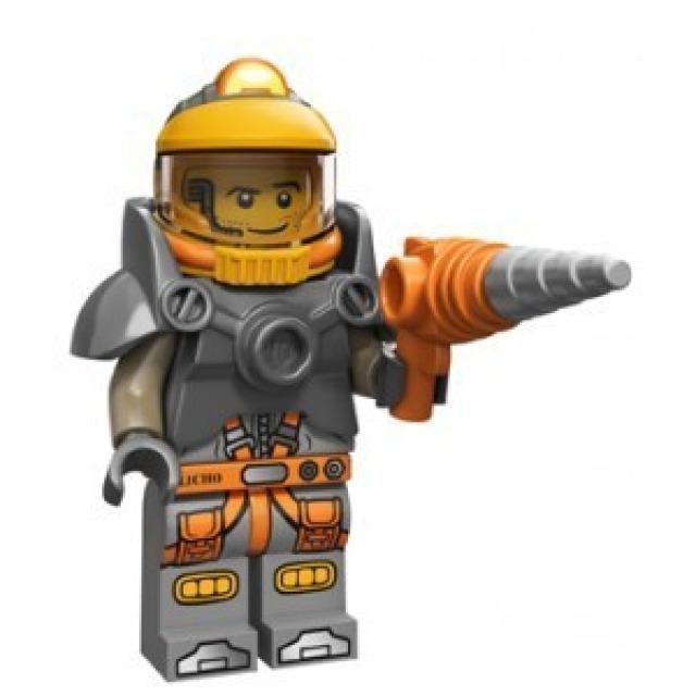 Obrázek produktu LEGO 71007 Minifigurka Kosmický horník