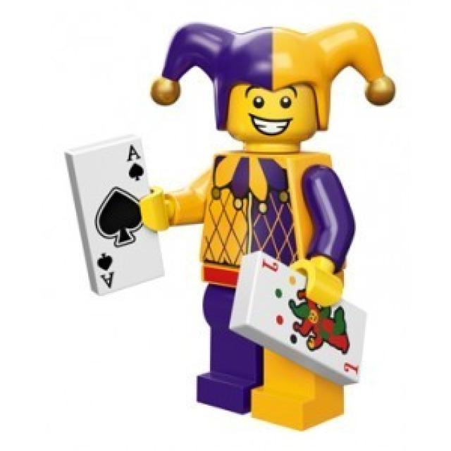 Obrázek produktu LEGO 71007 Minifigurka Žolík