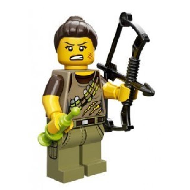 Obrázek produktu LEGO 71007 Minifigurka Dino stopařka