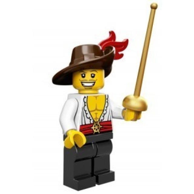 Obrázek produktu LEGO 71007 Minifigurka Bukanýr