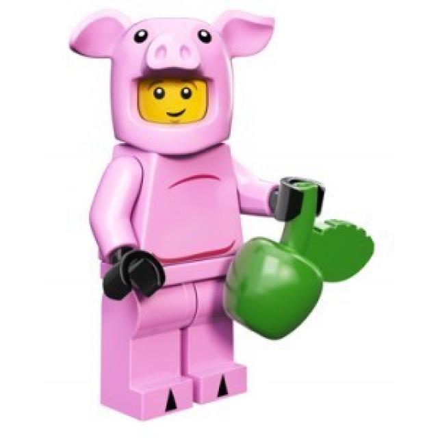 Obrázek produktu LEGO 71007 Minifigurka Prasátko kostým