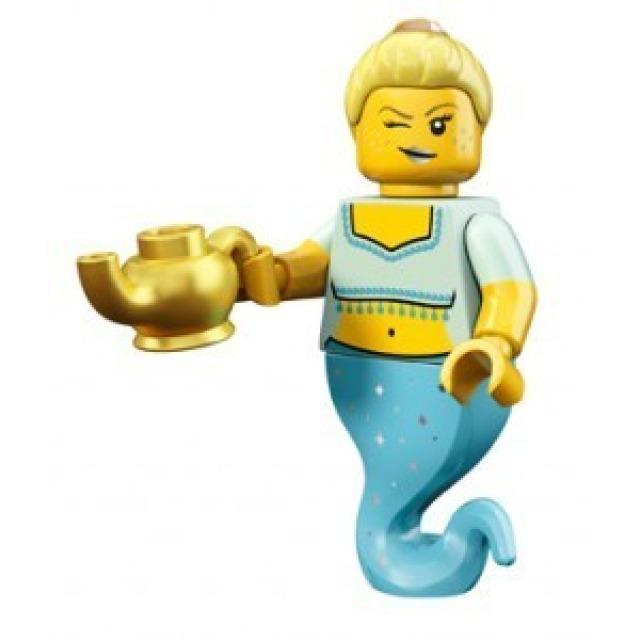 Obrázek produktu LEGO 71007 Minifigurka Slečna Džin