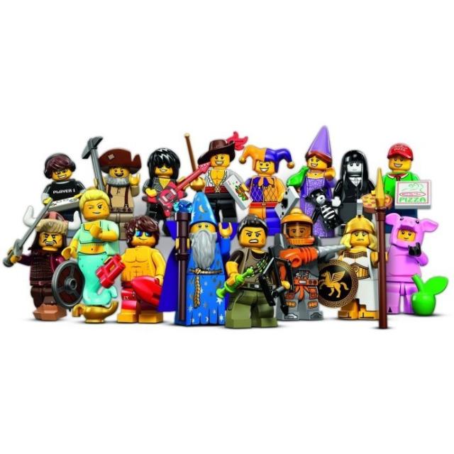 Obrázek produktu LEGO 71007 Kolekce 16 minifigurek série 12
