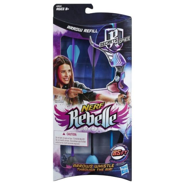 Obrázek produktu NERF REBELLE Šípy
