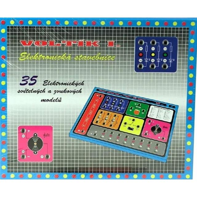 Obrázek produktu Voltík I. , 35 elektronických modelů