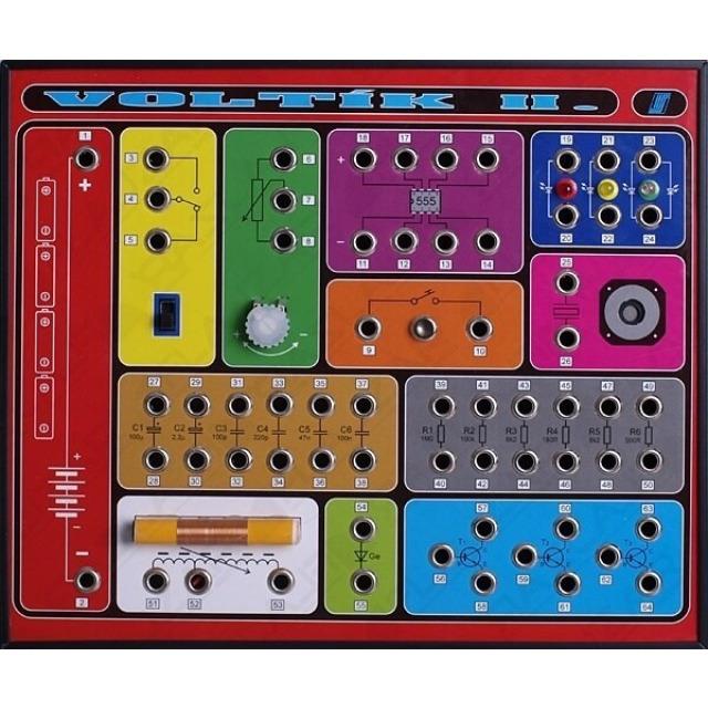 Obrázek produktu Voltík II. , 50 elektronických modelů
