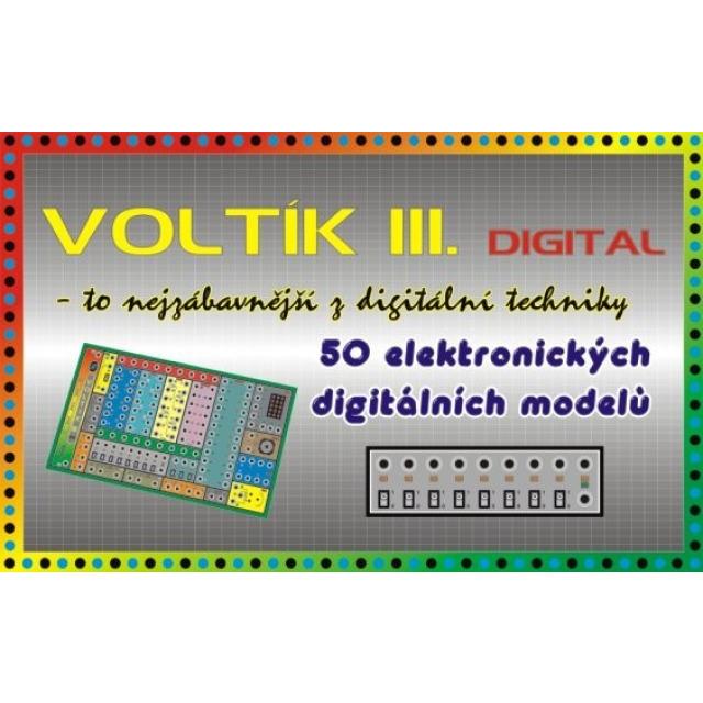 Obrázek produktu Voltík III. , 50 digitálních modelů