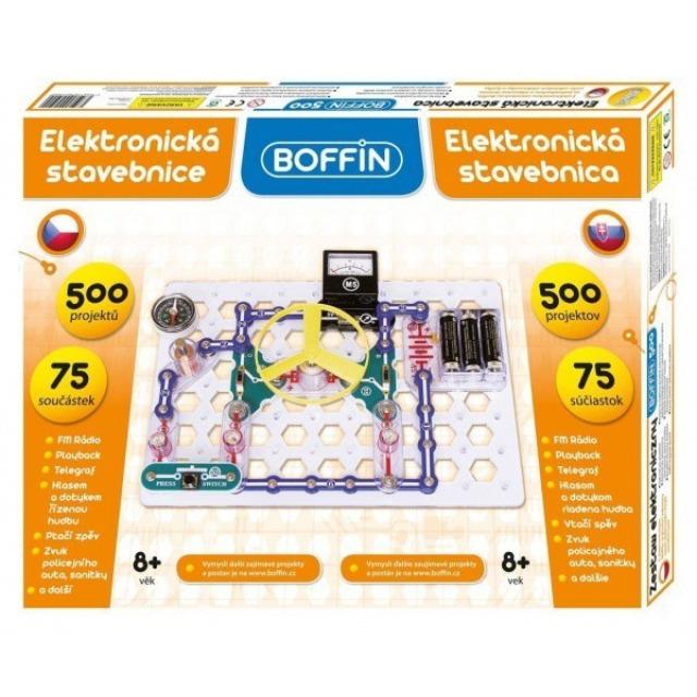 Obrázek produktu Boffin 500, elektronická stavebnice