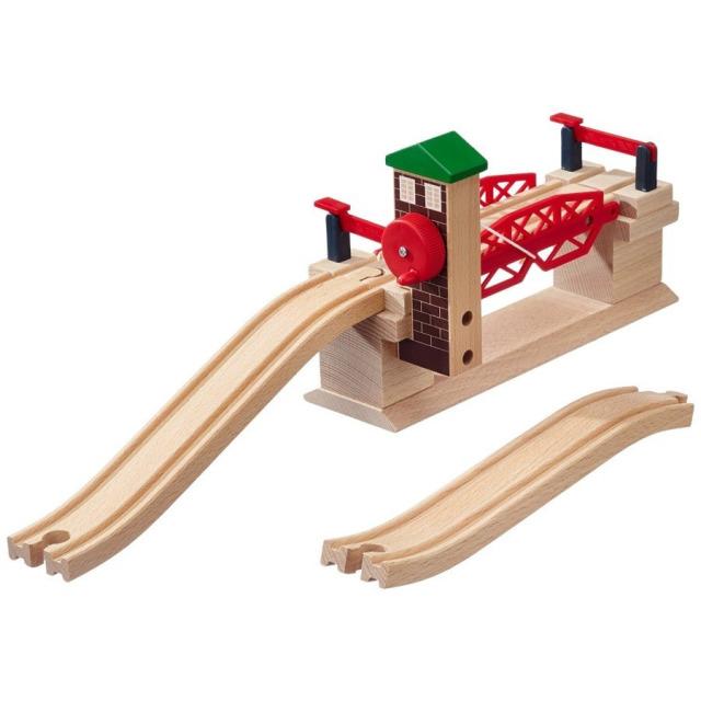 Obrázek produktu BRIO 33757 Železniční most s výtahem