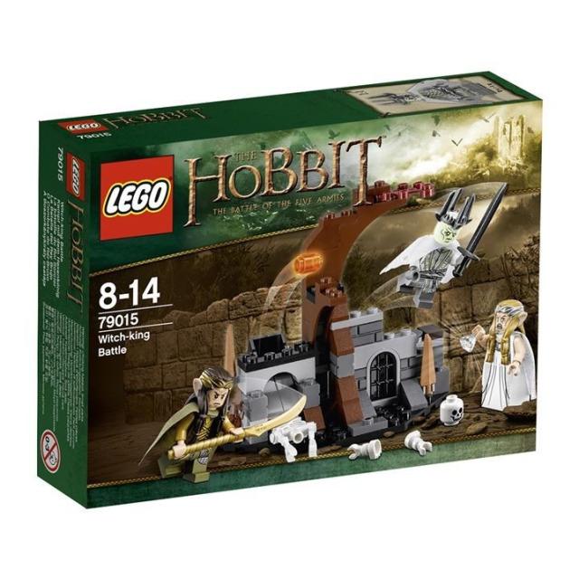 Obrázek produktu LEGO Hobbit 79015 Bitva s králem čarodějů, Rarita!