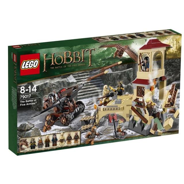Obrázek produktu LEGO Hobbit 79017 Bitva pěti armád