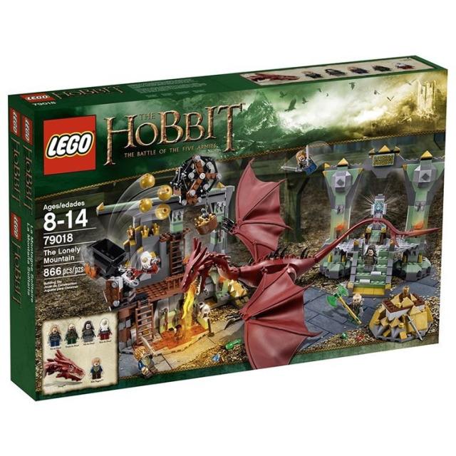 Obrázek produktu LEGO Hobbit 79018 Osamělá hora