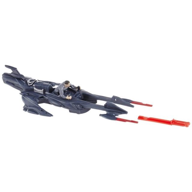 Obrázek produktu Superman Tryskáč černý, Mattel Y5884