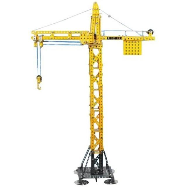 Obrázek produktu TRONICO Otočný věžový jeřáb Liebherr