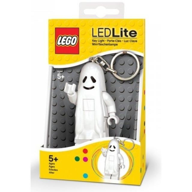 Obrázek produktu Lego LED klíčenka Duch, figurka 8 cm