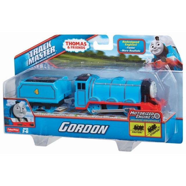Obrázek produktu Velká motorová mašinka Gordon, Fisher Price BML09