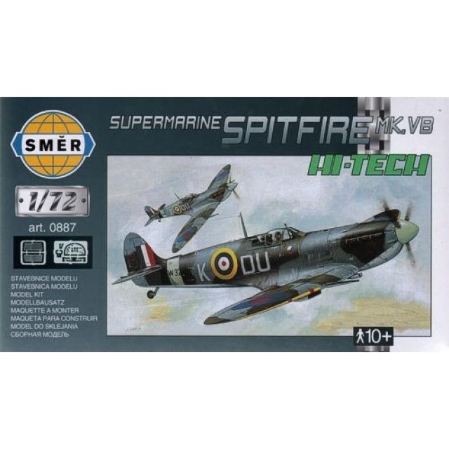 Obrázek produktu Supermarine Spitfire MK.VB HI-TECH 1:72