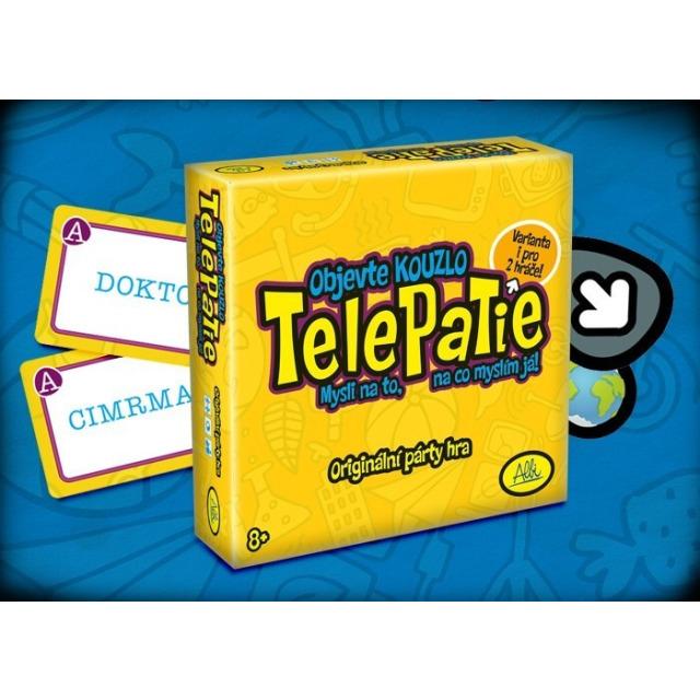 Obrázek produktu Albi Telepatie, originální párty hra