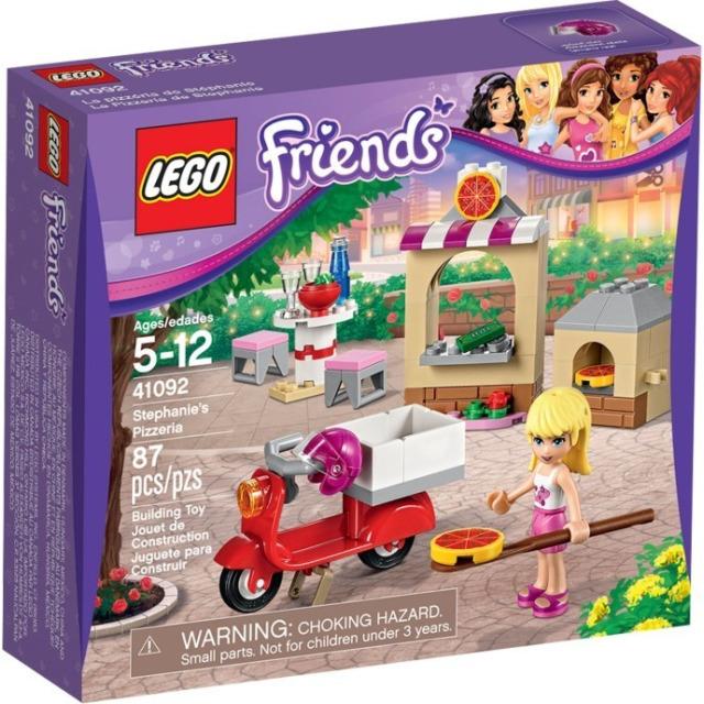 Obrázek produktu LEGO Friends 41092 Pizzerie Stephanie