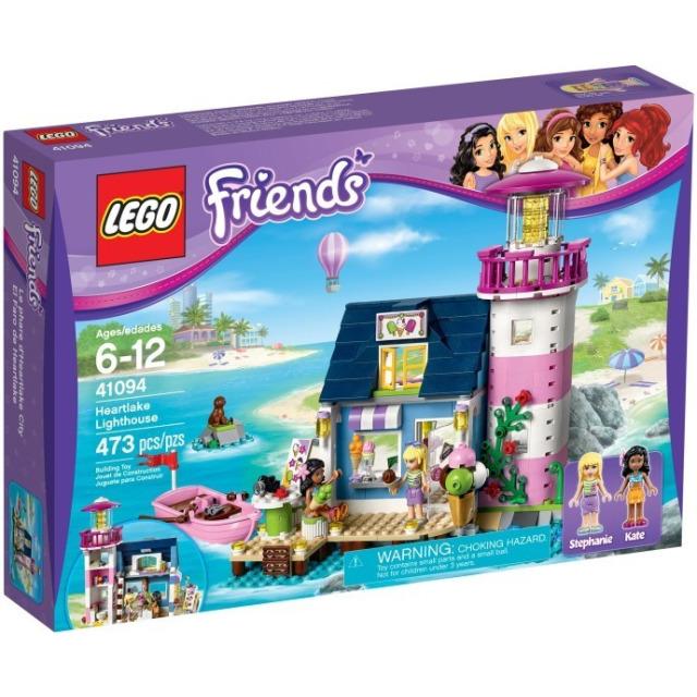 Obrázek produktu LEGO Friends 41094 Maják v Heartlake