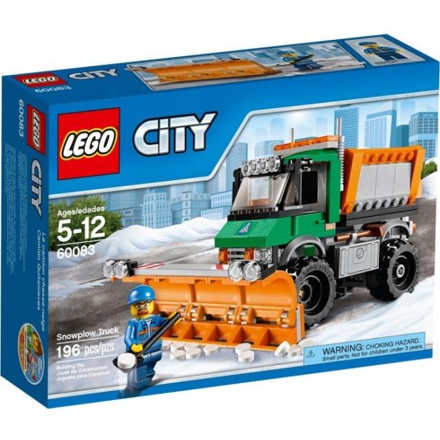Obrázek produktu LEGO CITY 60083 Sněžný pluh
