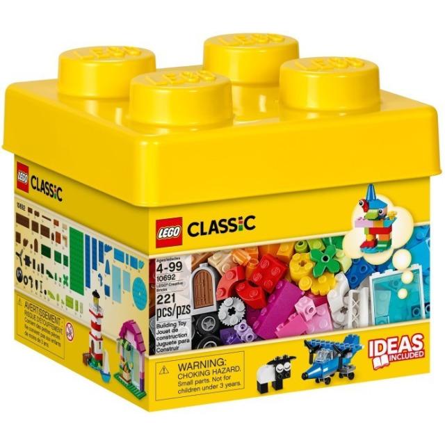 Obrázek produktu LEGO 10692 Kreativní sada 221 tvořivých kostek