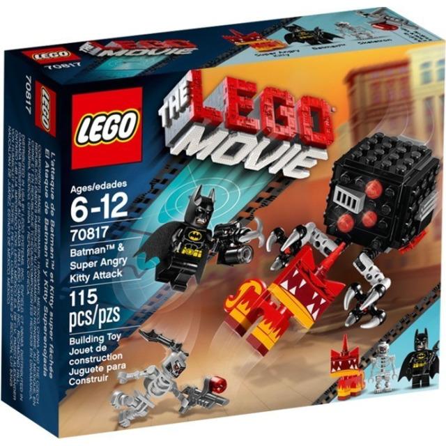 Obrázek produktu LEGO Movie 70817 Batman a útok rozzuřené Kitty