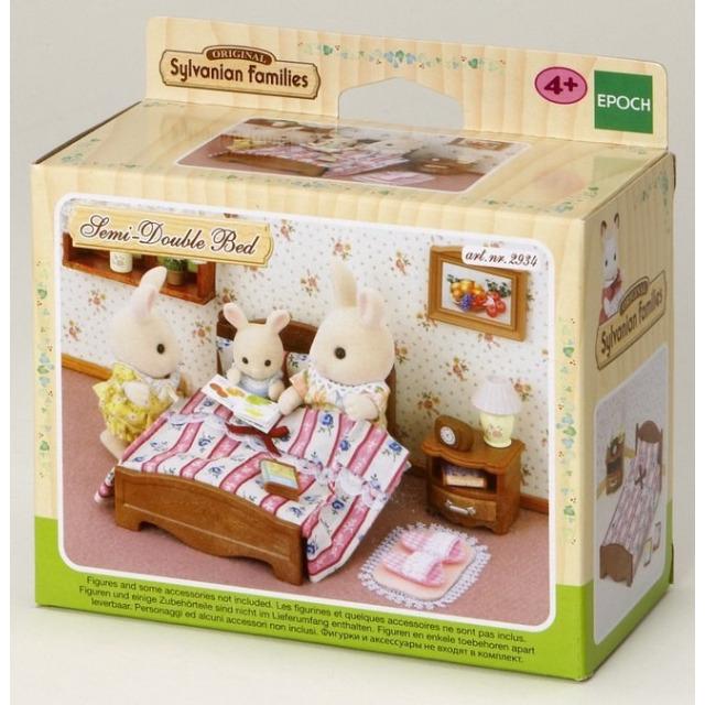 Obrázek produktu Sylvanian Families 5019 Manželská postel