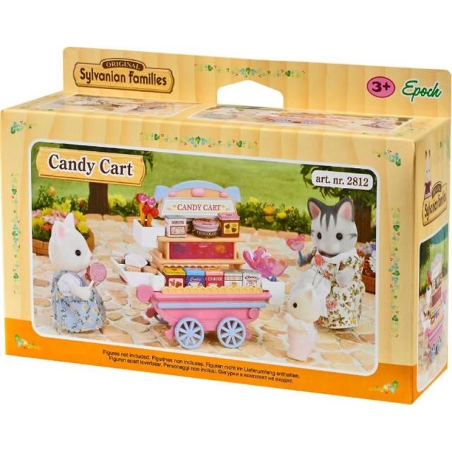 Obrázek produktu Sylvanian Families 5053 Pojízdný obchod s bonbóny