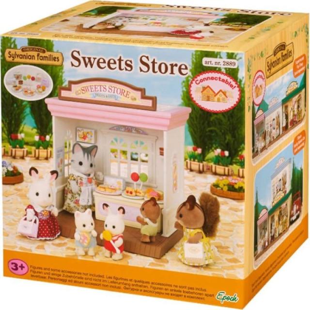 Obrázek produktu Sylvanian Families 5051 Cukrárna