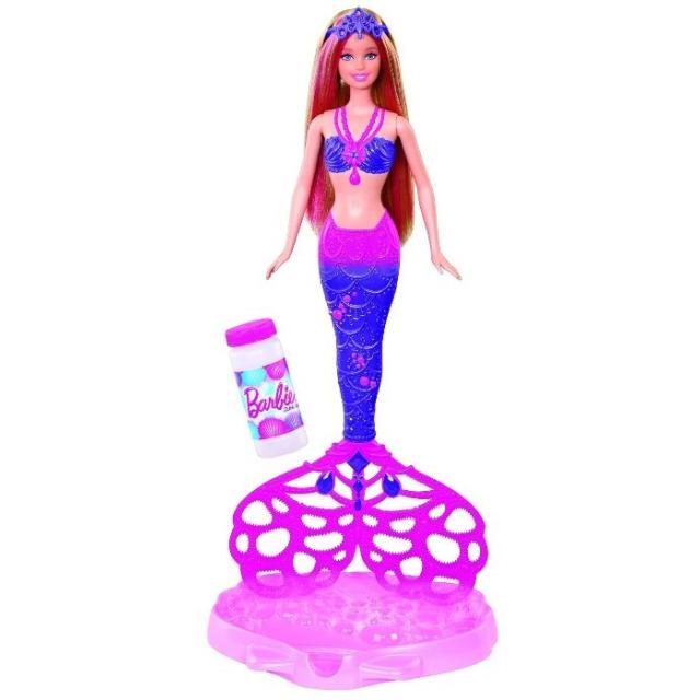 Obrázek produktu Barbie Bublinková mořská panna, Mattel CFF49