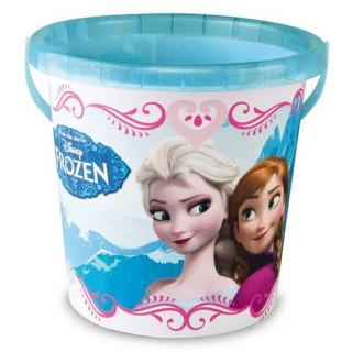 Obrázek 1 produktu Kyblíček Ledové království střední 17 cm