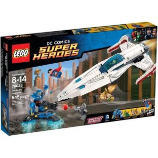 Obrázek 1 produktu LEGO Super Heroes 76028 Invaze Darkseida