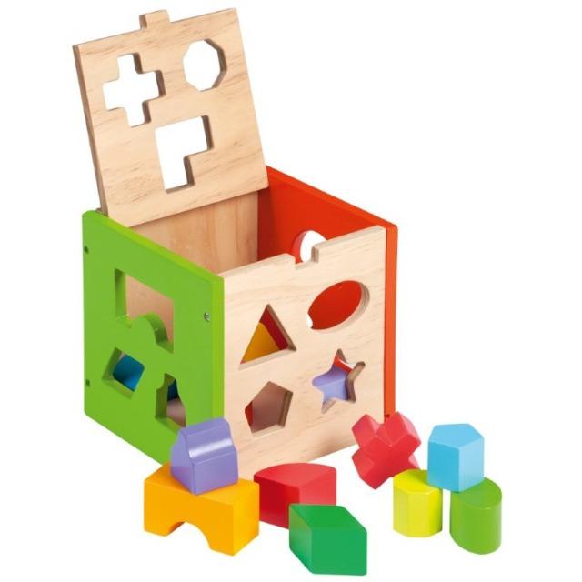 Obrázek produktu Dřevěná vkládačka