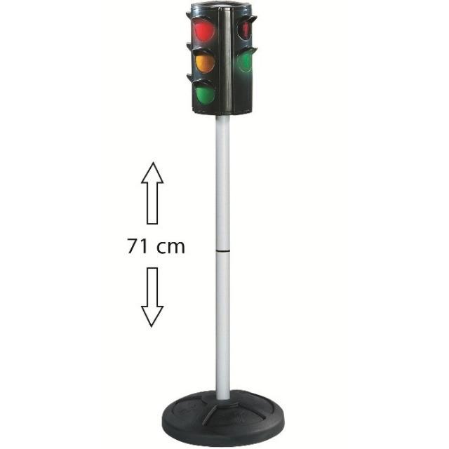 Obrázek produktu BIG Semafor s automatickým přepínáním světel