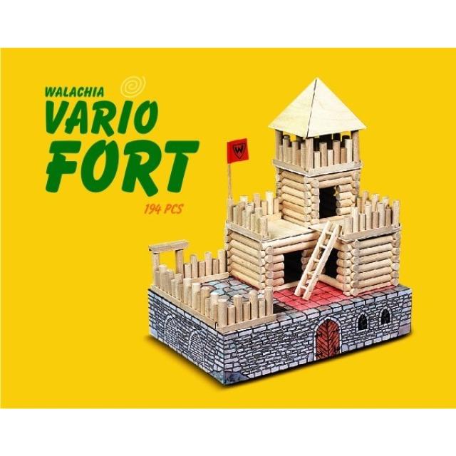 Obrázek produktu Walachia Vario Fort - dřevěná stavebnice - Tvrz