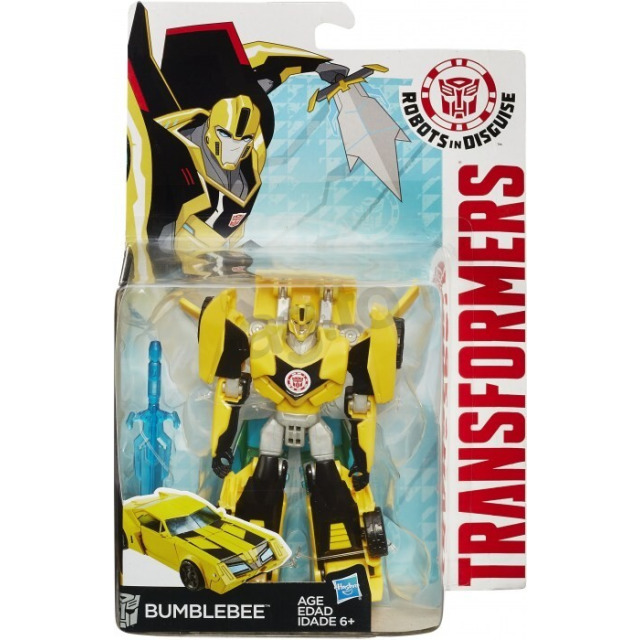 Obrázek produktu Transformers RiD Bumblebee s pohyblivými prvky, Hasbro B0907