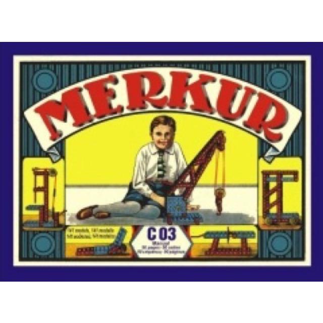Obrázek produktu Merkur Classic C03 - 141 modelů