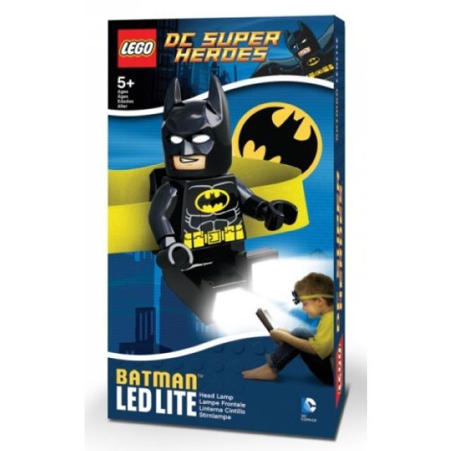 Obrázek produktu Lego LED čelovka Super Heroes Batman 8 cm
