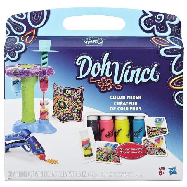 Obrázek produktu Play Doh DohVinci Mixér barev set