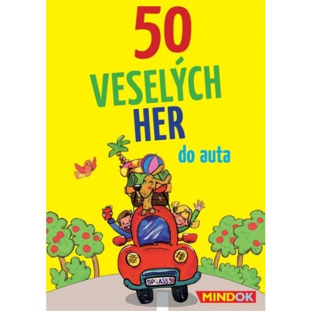 Obrázek produktu 50 veselých her do auta