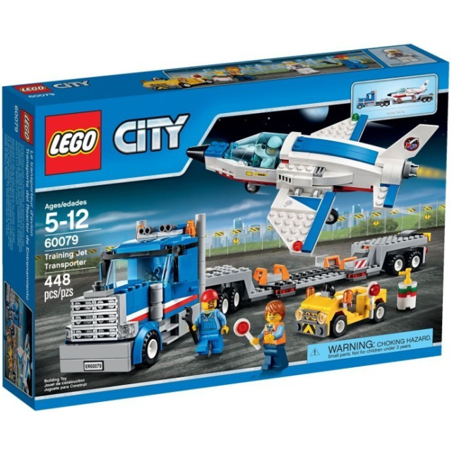Obrázek produktu LEGO CITY 60079 Transportér pro převoz raket