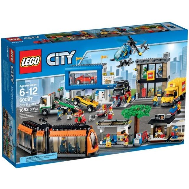 Obrázek produktu LEGO CITY 60097 Náměstí