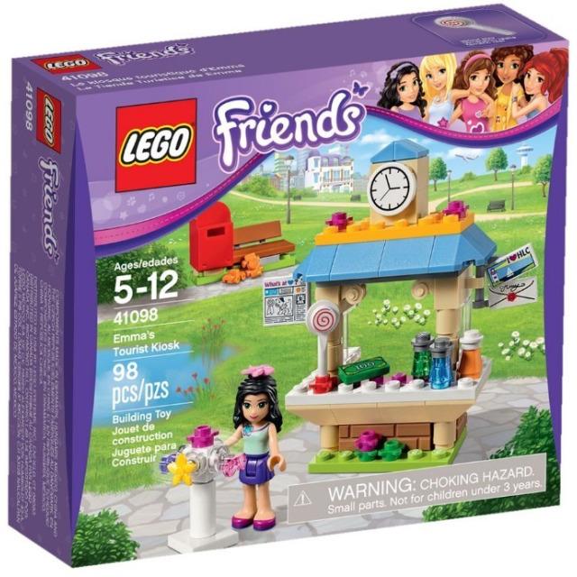 Obrázek produktu LEGO Friends 41098 Andrejin stánek pro turisty