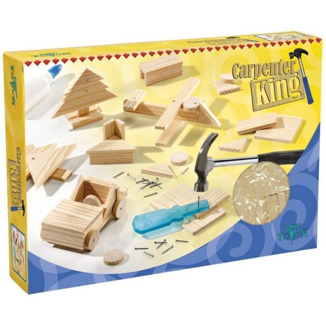 Obrázek produktu Šikovný truhlář dřevo a doplňky