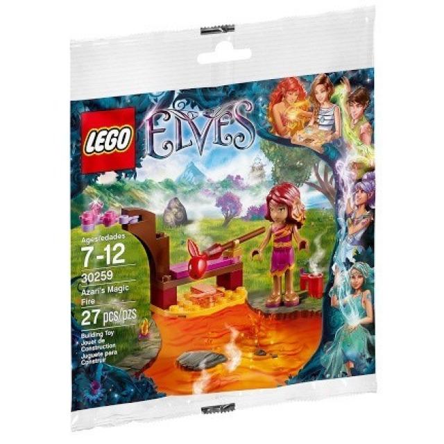 Obrázek produktu LEGO Elves 30259 Magické ohniště Azari