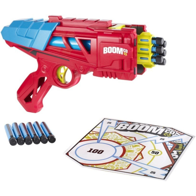 Obrázek produktu BOOMco Mag Blast, Mattel CJF20
