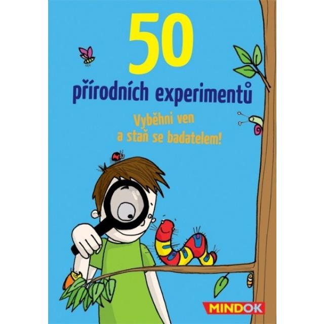 Obrázek produktu 50 přírodních experimentů